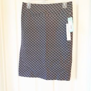 Margaret M Christina Pencil Skirt NWT